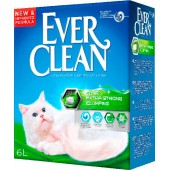 Ever Clean Extra Strong Scented Наполнитель с ароматизатором 6 л